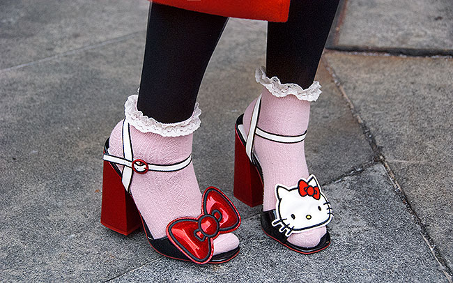 Asos, Hello Kitty, shoes