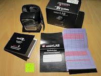 Lieferumfang: smartLAB easy nG Handgelenk-Blutdruckmessgerät