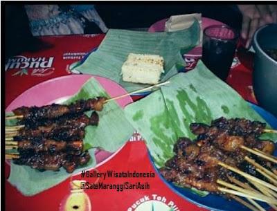 Sate Maranggi Sari Asih | Wisata Kuliner Indonesia