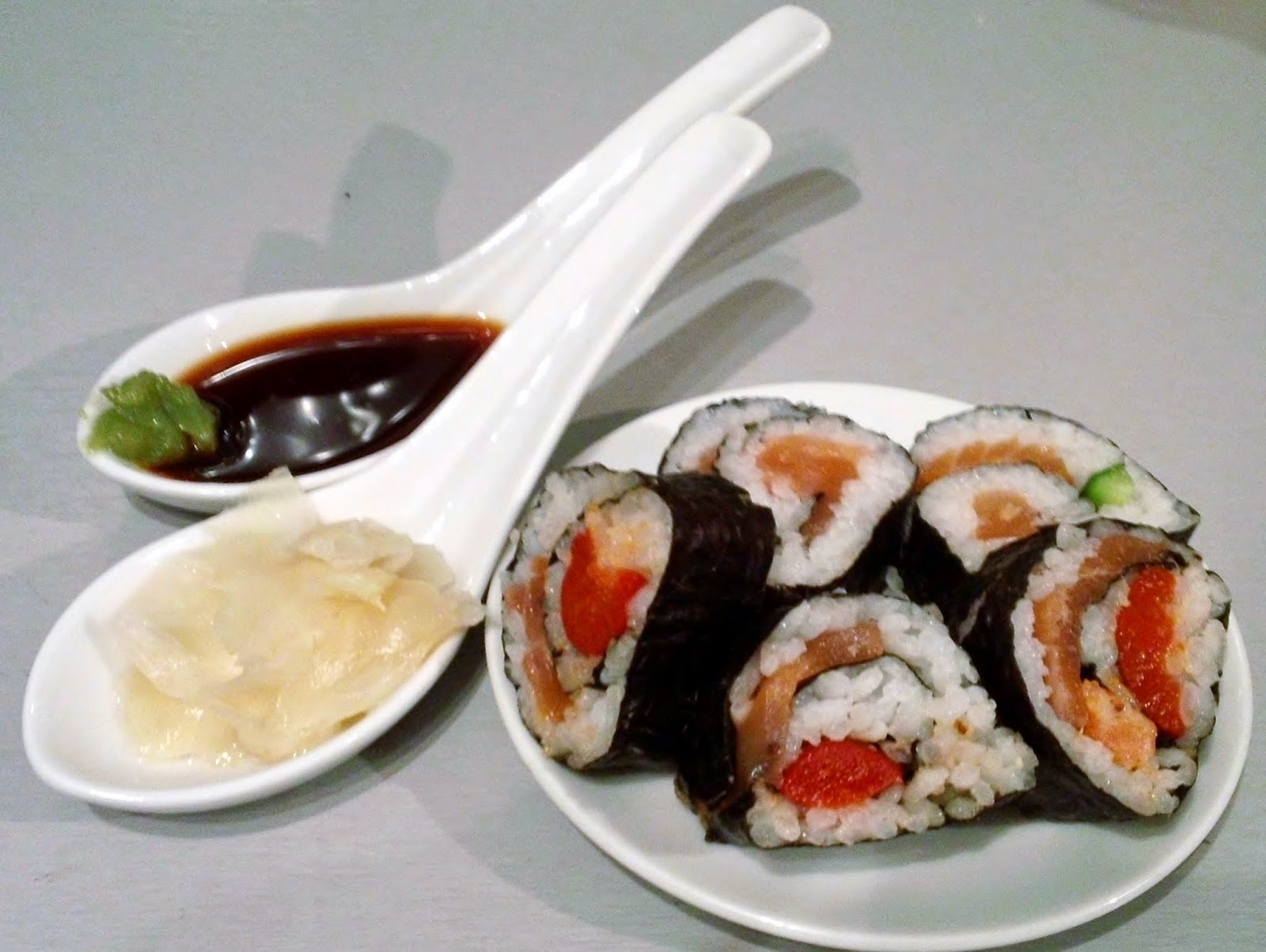 Homemade Sushi using Yutaka Sushi Kit, Homemade Sushi, Japanese Food