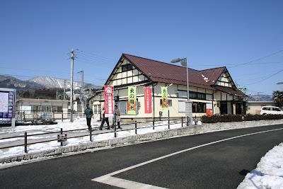 桑折駅駅舎