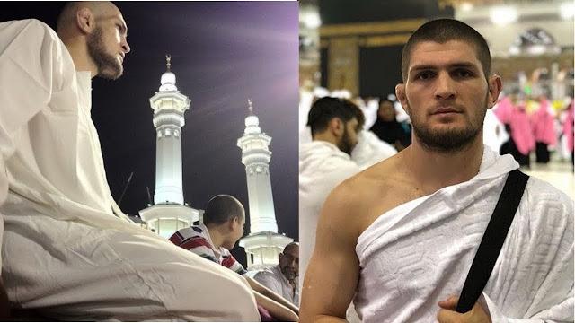 Mengenal Atlet MMA Muslim Khabib Nurmagomedov yang Menolak Bertanding Saat Ramadhan