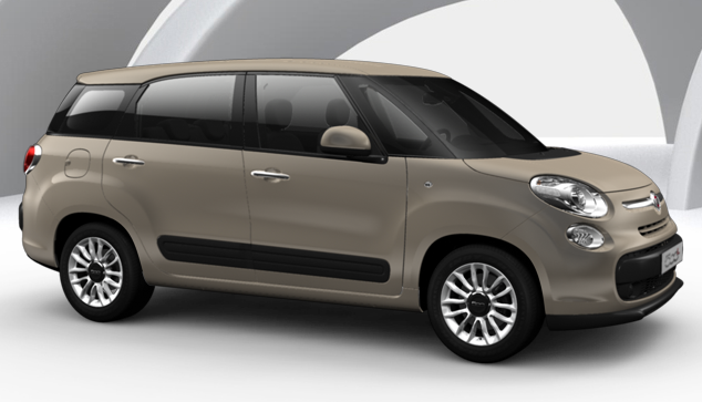 fiat 500l living 2017 couleurs colors. Black Bedroom Furniture Sets. Home Design Ideas