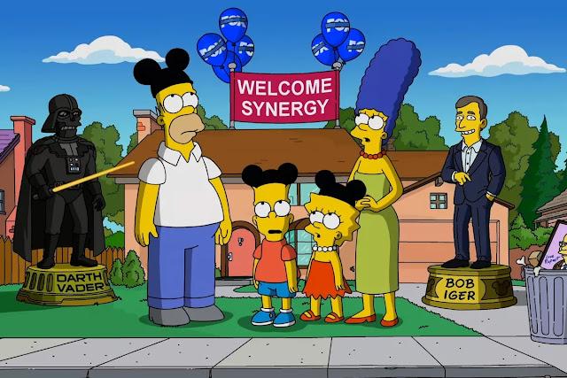 Todas as temporadas de Os Simpsons vão estar na Disney+
