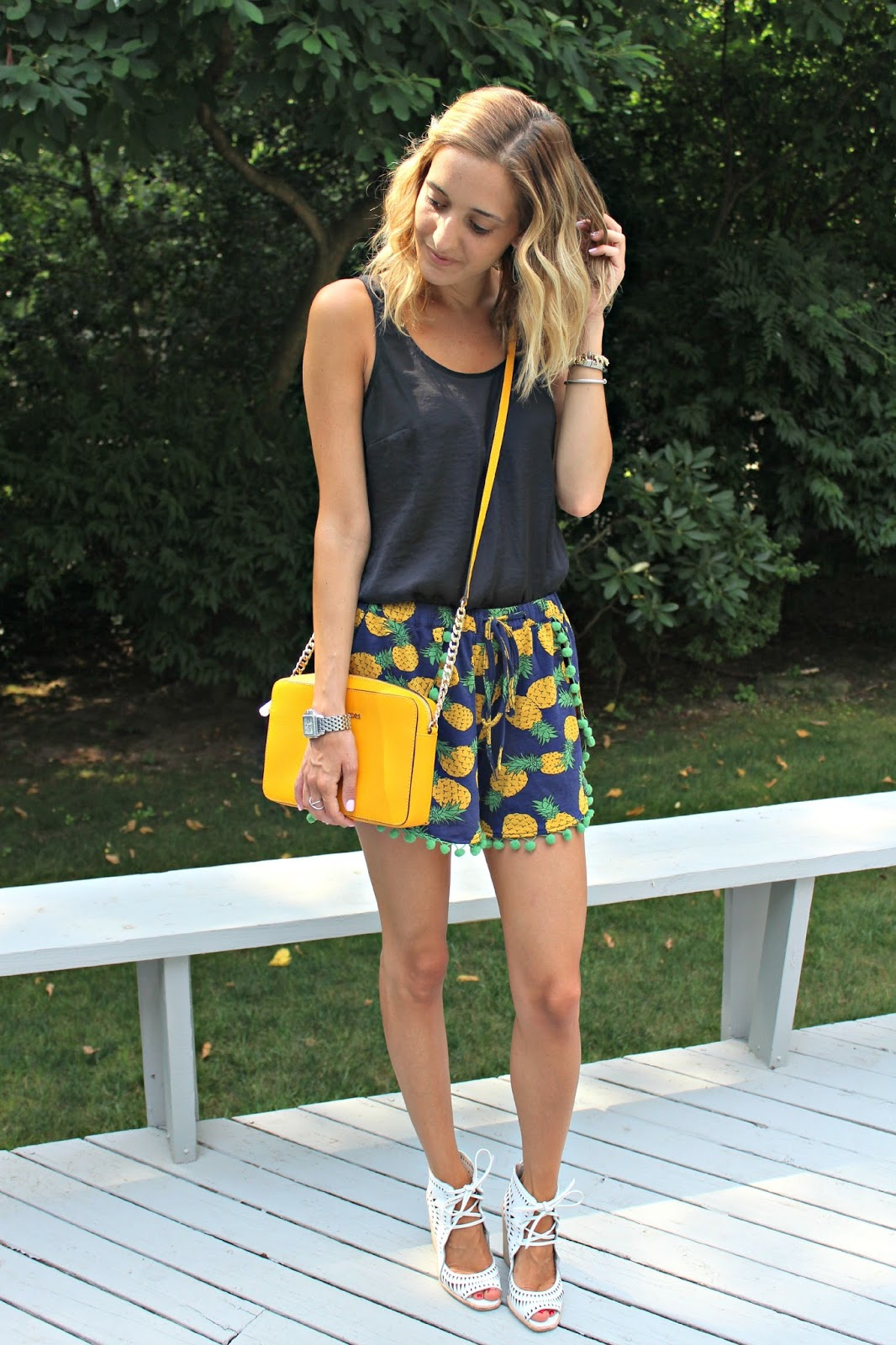 summer prints outfit