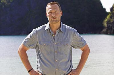 Ondřej Novotný, prezentatorul show-ului Survivor din Cehia (Insula Robinson)