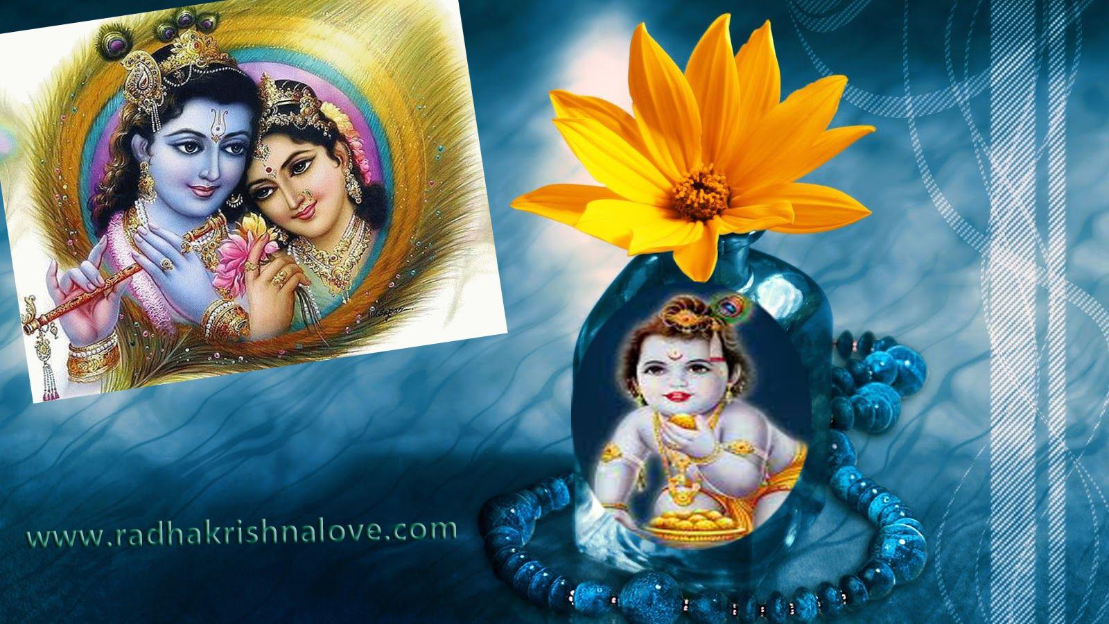 Radha Krishna Love Wallpapers HD