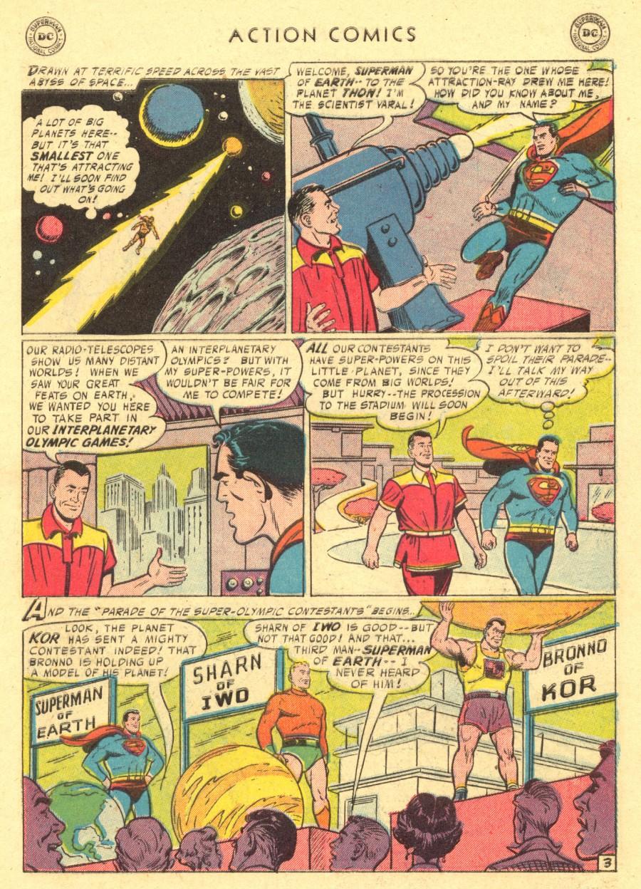 Action Comics (1938) 220 Page 4