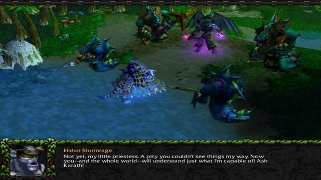 Download Warcraft 3 The Frozen Throne PC Games