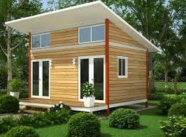 Desain Rumah Papan Minimalis Modern Tampilan Alami