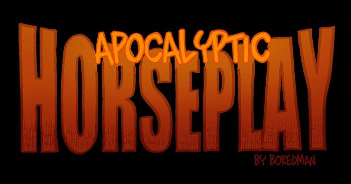 Apocalyptic Horseplay - Chapter 29
