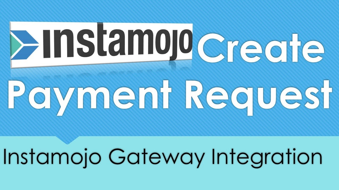 Instamojo Payment Gateway Integration in PHP - Web