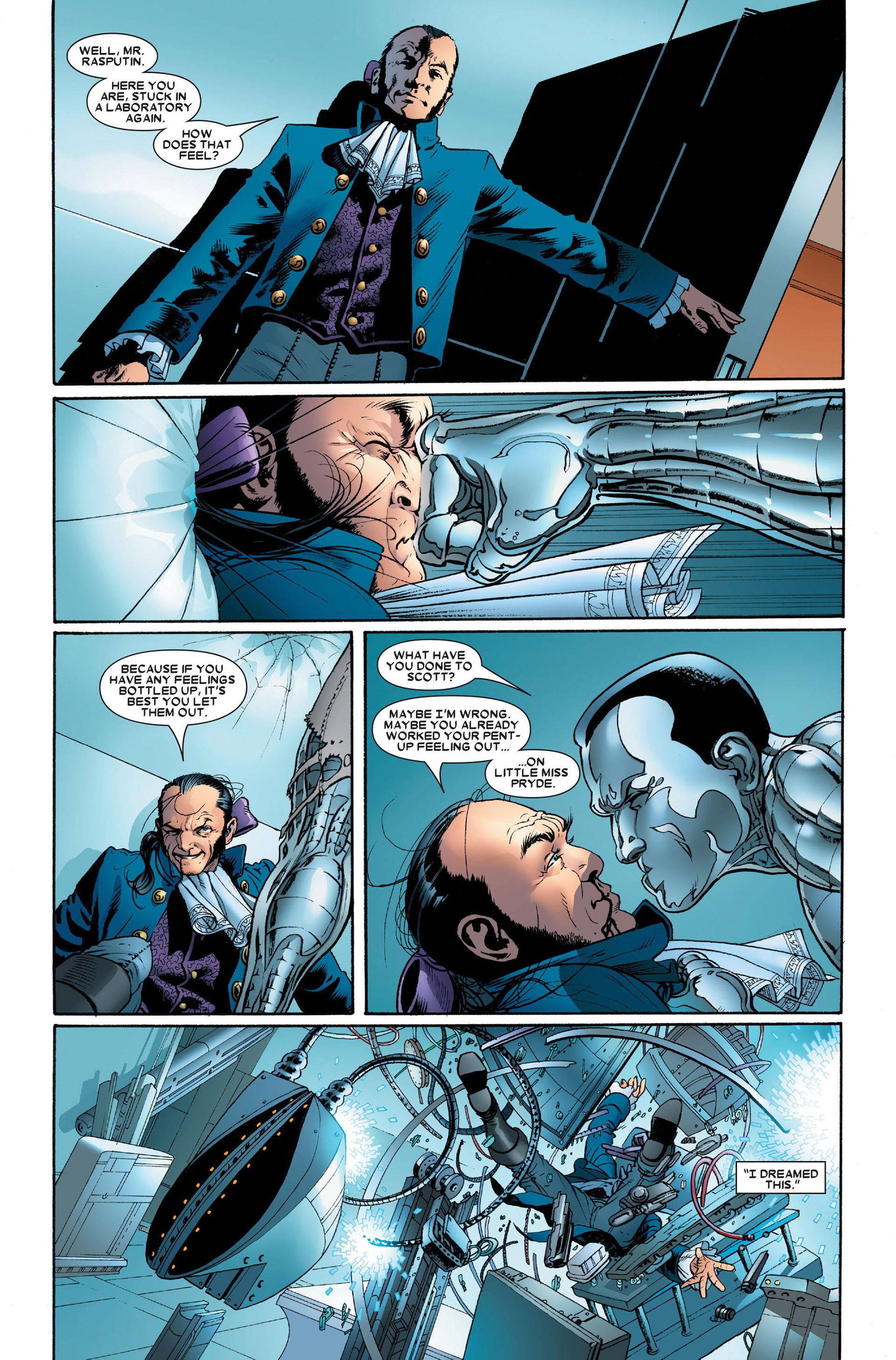 Read online Astonishing X-Men (2004) comic -  Issue #15 - 9