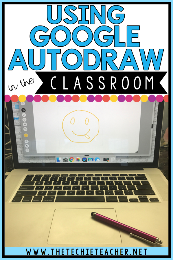 Using Google Autodraw in the Classroom