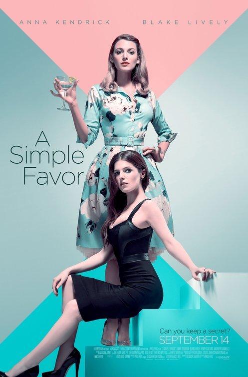 Review Filem A Simple Favor