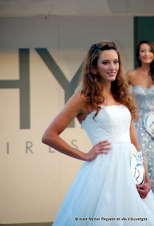 Morgane Laporte Miss Auvergne 2014
