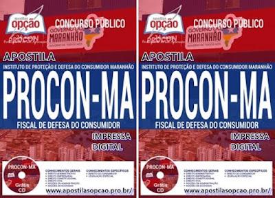 Apostila Fiscal de Defesa do Consumidor - Concurso Procon/MA 2017