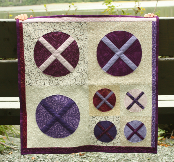 Mini Quilt Pattern Bundle | DevotedQuilter.blogspot.com