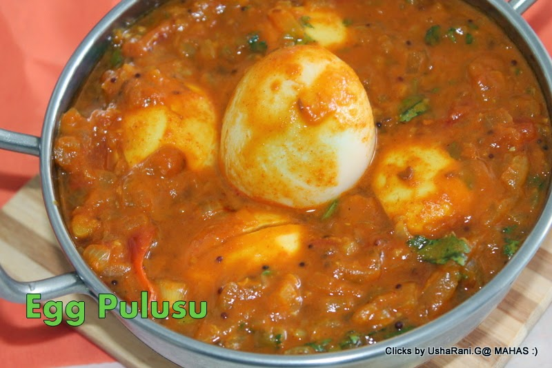 Egg Boiled Rice Boiled Egg Gravy | Egg Pulusu