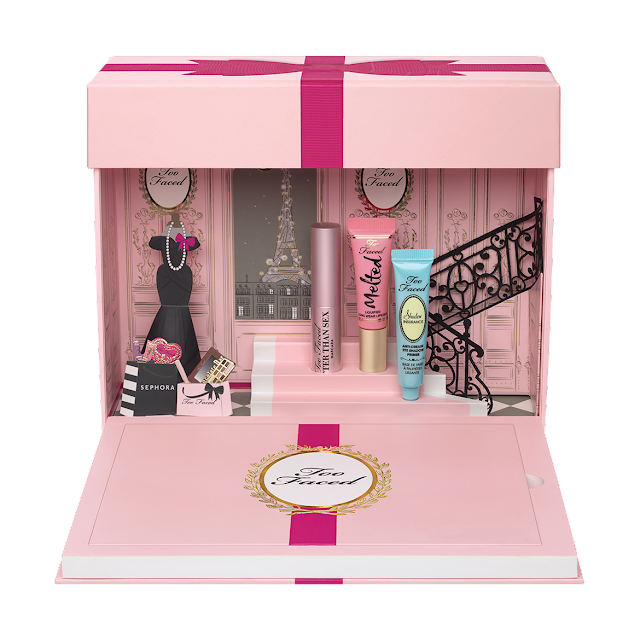 Too Faced Paris Navidad