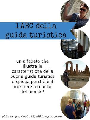 alfabeto delle professioni turistiche guida