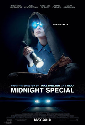 Midnight Special : He's not like Us
