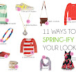 11 Ways to Spring-ify Your Look
