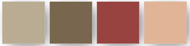 Combinaison de couleurs Stampin' Up!
