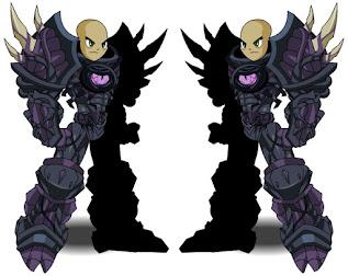 Original Drakath Armor