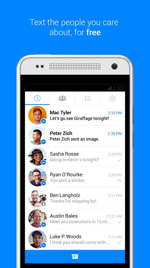download facebook messenger latest version for pc