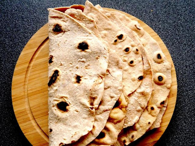 Tortilla orkiszowa, pełnoziarnista. Dieta szybka przemiana - Czytaj więcej »
