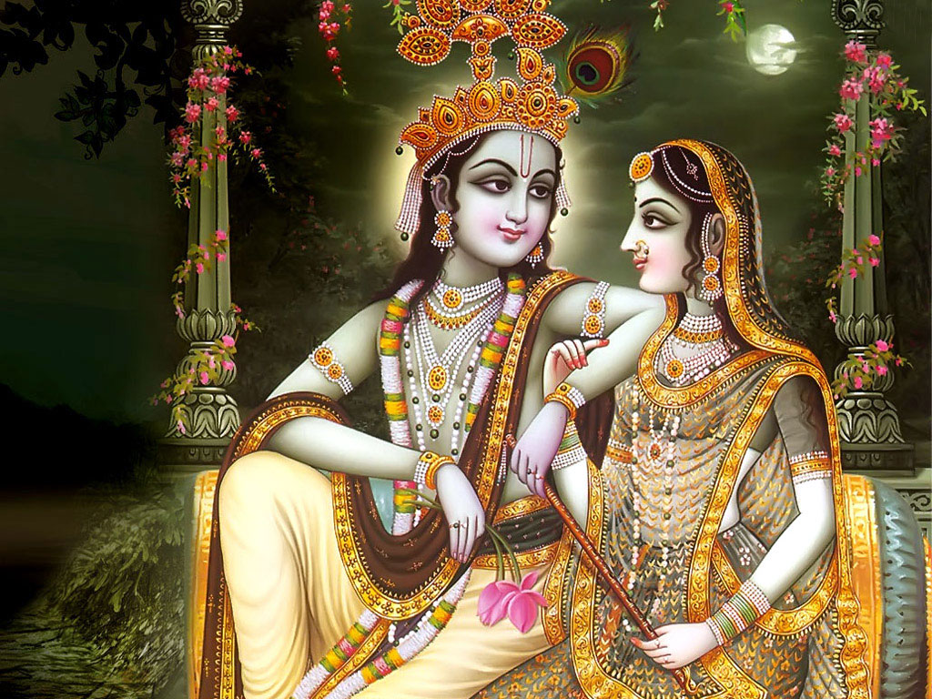 RADHA-KRISHNA WALLPAPERS ~ HD WALLPAPERS
