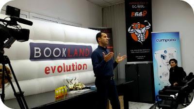 BookLand Evolution Craiova - ziua #3