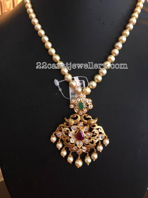 e815bf57590bf South Pearls Sets for Kids and Adults - Jewellery Designs