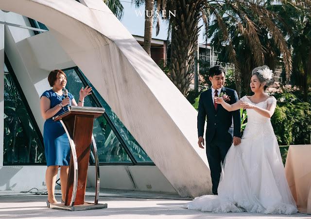 台南桂田,台南婚禮,戶外婚禮
