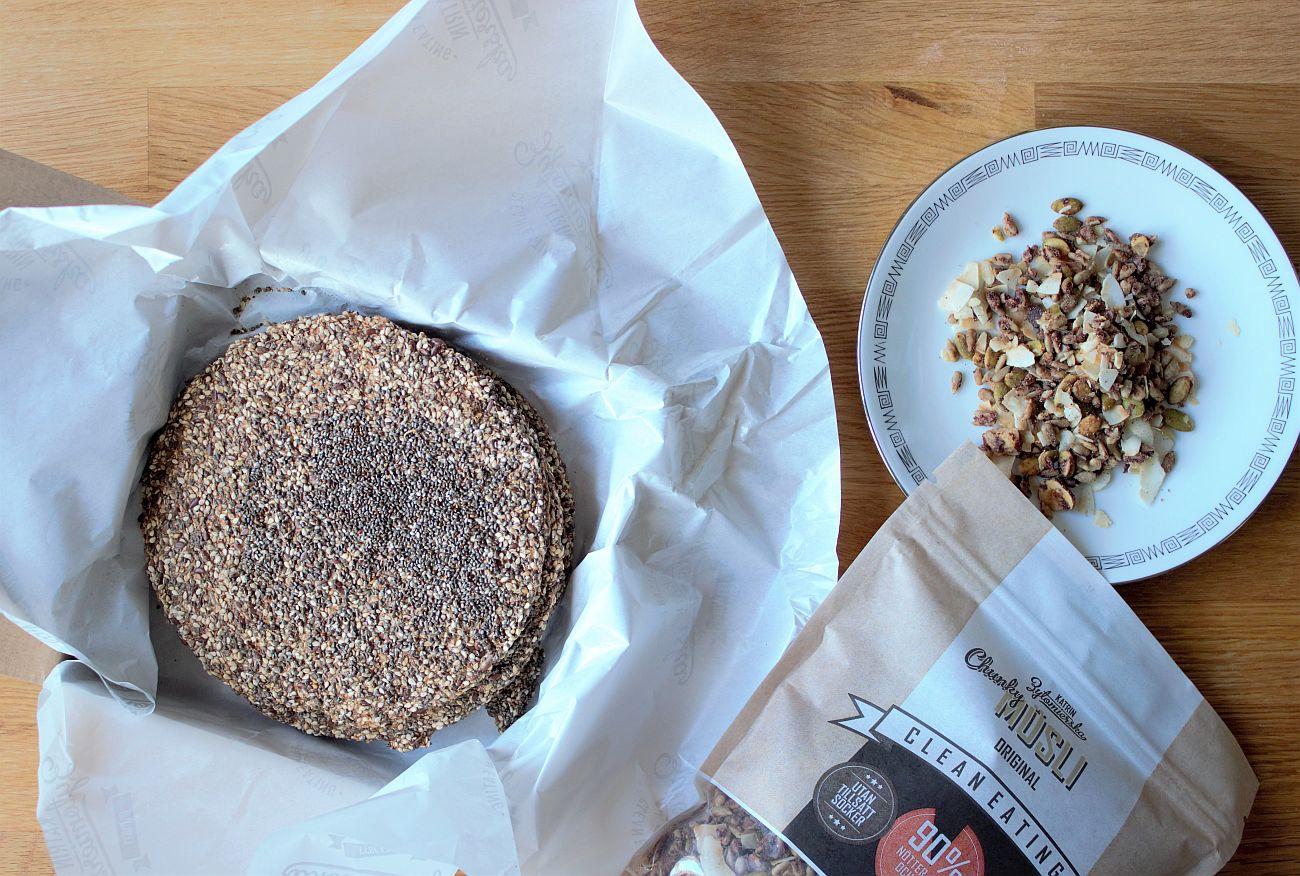 Здравословно хранене - нови придобивки, супер храни, добавки. Фибри, семена.