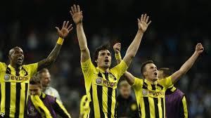 Road To Final Liga Champions : Bayern vs Dortmund