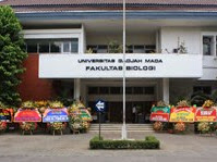 The Faculty of Biology - Recruitment For Lecturer Non CPNS UGM December 2014