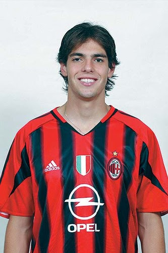 Soccer Players: All Football Players: Kaka Brazil Football Player Profile