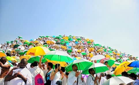 FEW UNKNOWN INTERESTING FACTS ABOUT HAJJ