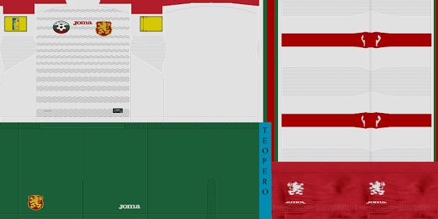 PES 2013 Bulgaria 2016 Full Kitset In GDB by Teodor