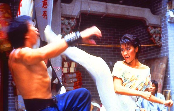 Hong Kong Movie Tours Yes, Madam - Deleted Scene-1268