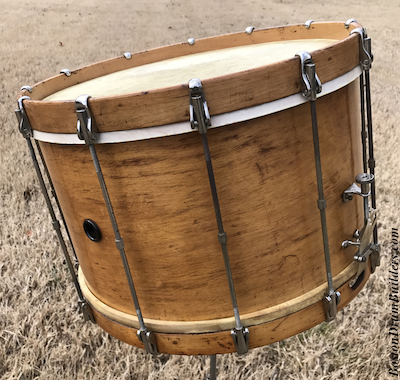 Lee's F. E. Dodge Field Drum ca. 1904 - 1907