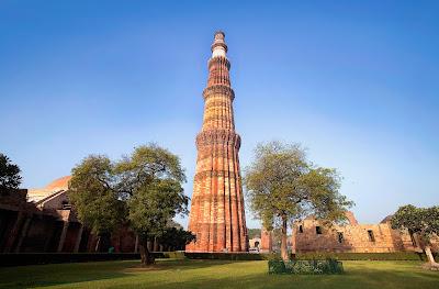 Qutab Minar, Old Delhi