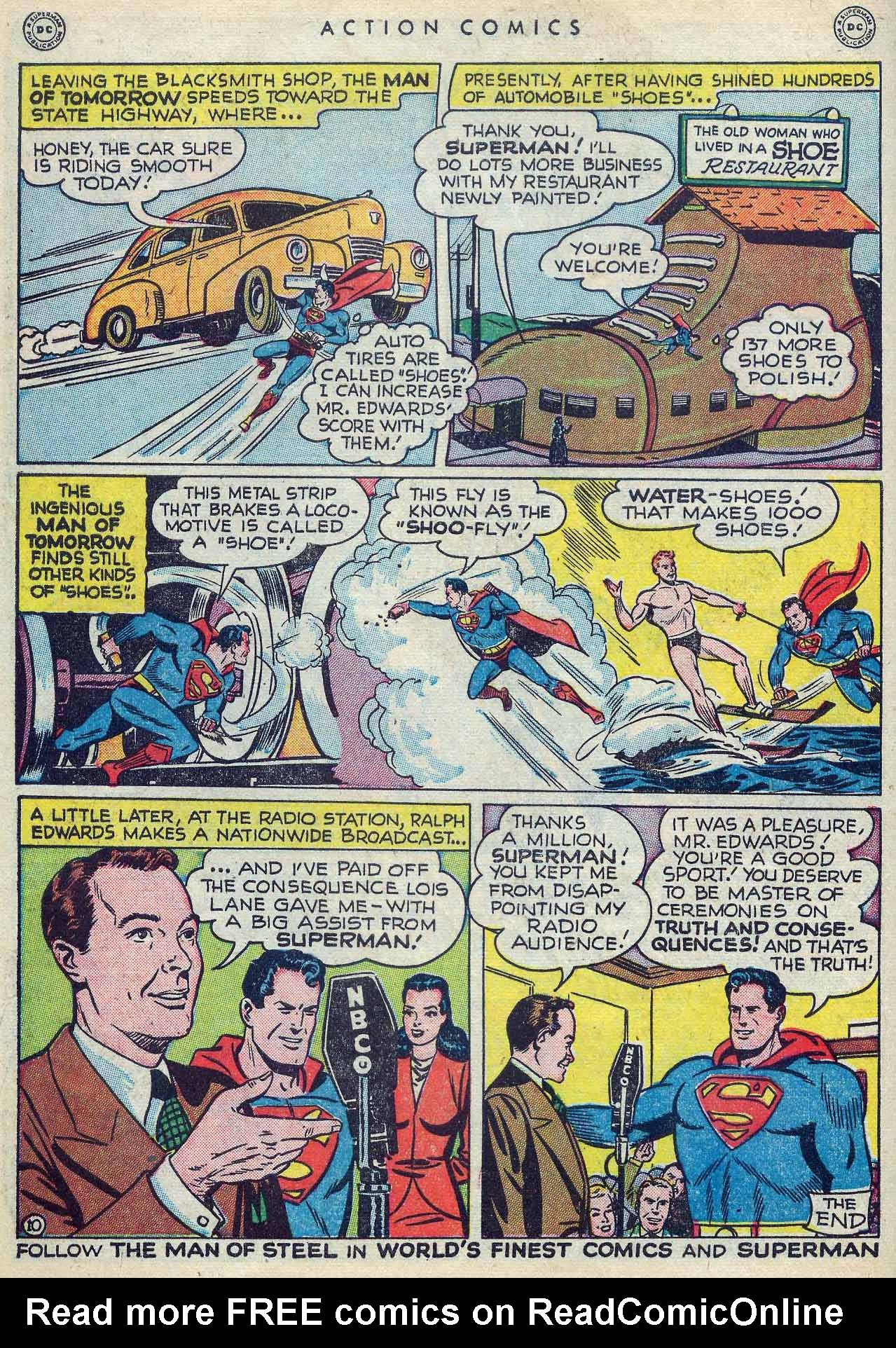 Read online Action Comics (1938) comic -  Issue #127 - 12