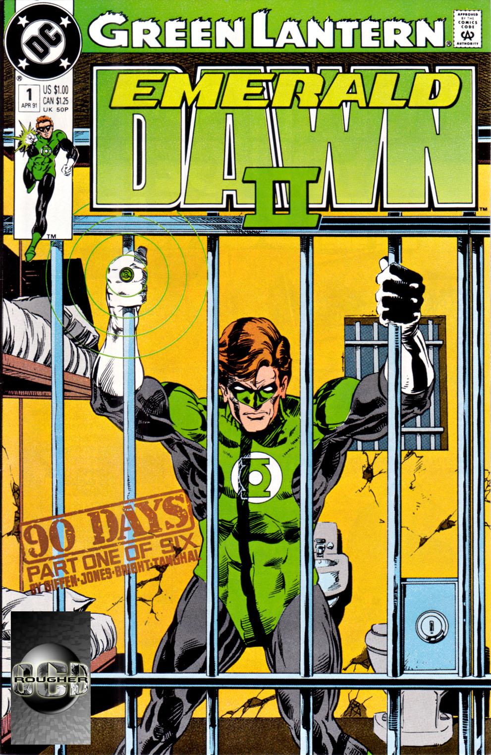 Green Lantern: Emerald Dawn II 1 Page 1