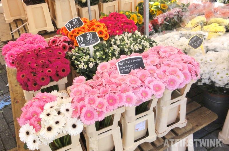 flower market Rotterdam binnenrotte city center