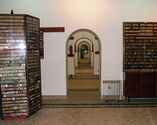 Museu dos Fósforos, Tomar, Portugal.