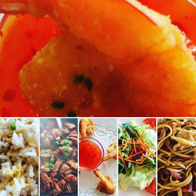 Yangao, chino, comida china, asiático,