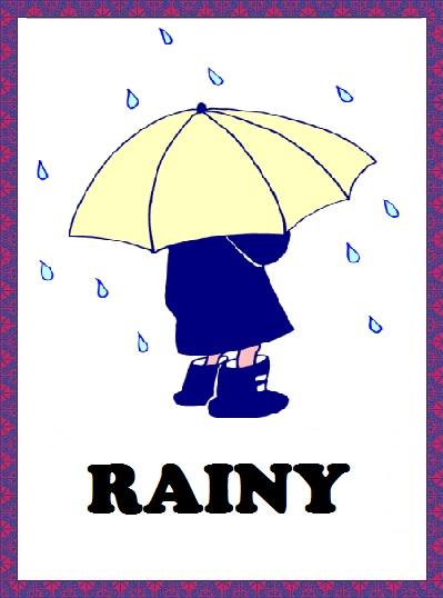 Kindergarten Worksheets Weather